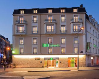 ibis Styles Rennes Centre Gare Nord - Rennes - Building