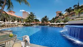 Royal Palm Plaza Resort Campinas - Campinas - Piscina