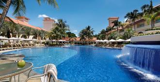 Royal Palm Plaza Resort Campinas - קמפינאס - בריכה