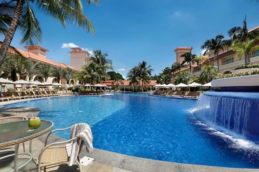 Royal Palm Plaza Resort Campinas - Campinas - Pool