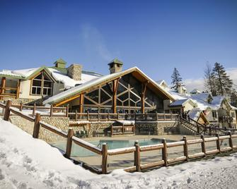 Lizard Creek Lodge - Fernie - Building