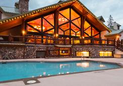 Lizard Creek Lodge - Fernie - Πισίνα