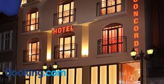 Hotel Concorde - Veliko Tarnovo - Building
