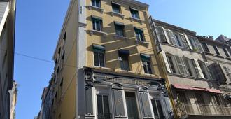Hotel Saint Ferreol - Marsella - Edificio