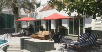 Al Khalidiah Resort - Sharjah - Patio