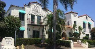 The Eagle Inn - Santa Bárbara - Edificio