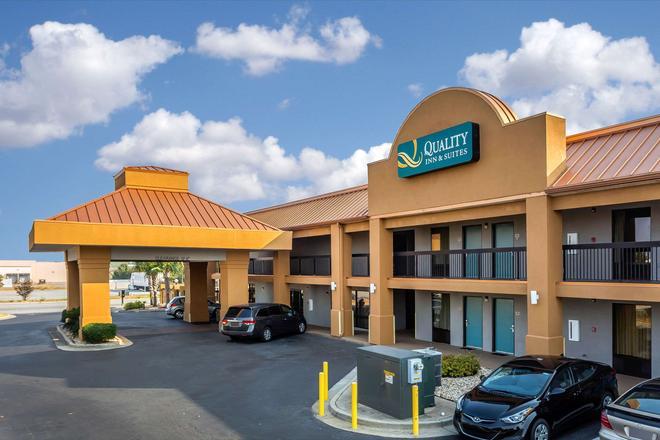 Quality Inn & Suites - Warner Robins - Gebäude