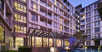 Arden Hotel and Residence by At Mind - Pattaya Pusat - Bangunan