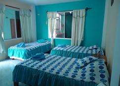 珍妮特飯店 - 維拉米港 - 臥室