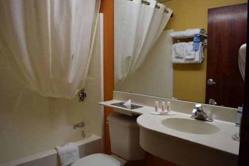 Microtel Inn & Suites by Wyndham Rock Hill/Charlotte Area - Rock Hill - Kylpyhuone