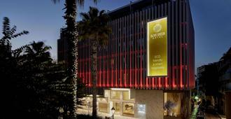 Olive Green Hotel - הרקליון - בניין