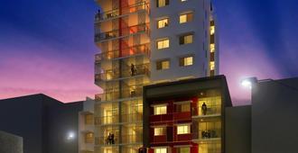 Direct Hotels - Pavilion and Governor on Brookes - Brisbane - Building