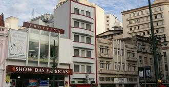 Hotel Flat Paraty - Curitiba - Edificio