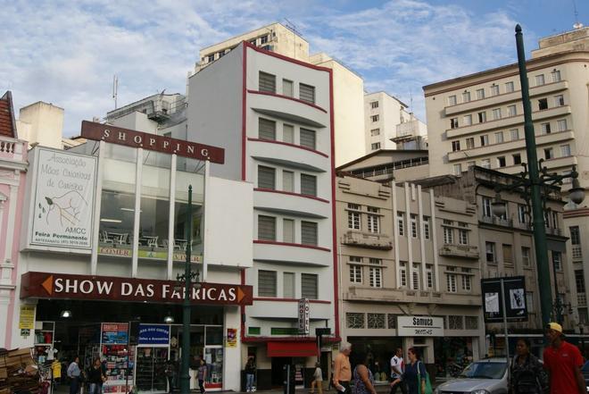 Hotel Flat Paraty - Curitiba - Rakennus