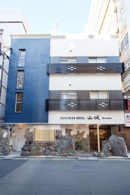 Business Hotel Yamashiro - Tokyo - Building