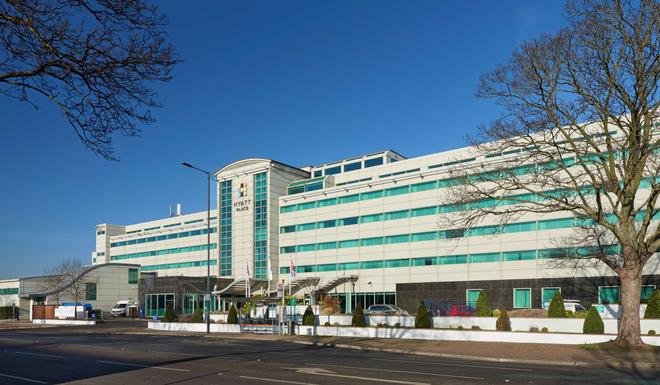 Hyatt Place London Heathrow Airport - West Drayton - Rakennus