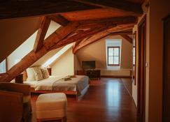Hotel Stein Elbogen - Loket - Bedroom