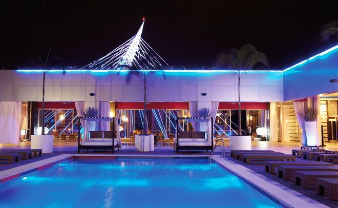 瑞廣場瓜達拉哈拉酒店 - 瓜達拉哈拉 - 瓜達拉哈拉 - 游泳池