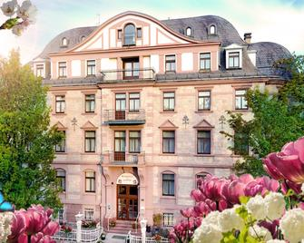 Dappers Hotel | Spa | Genuss - Bad Kissingen - Building