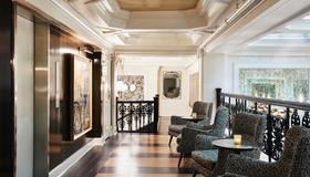 Galleria Park Hotel - San Francisco - Balcony