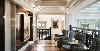 Galleria Park Hotel - San Francisco - Parveke