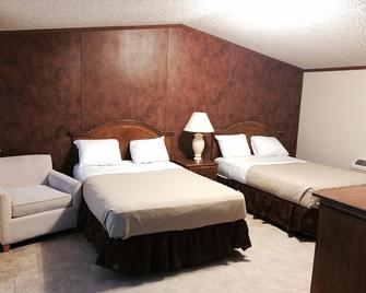 Oasis Lodge - Big Lake - Bedroom