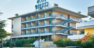 Hotel Rialto - גראדו - בניין
