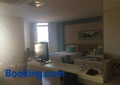 Nobile Suites Del Rio - Petrolina - Petrolina - Bedroom