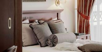 National Hotel - קלאיפדה - חדר שינה