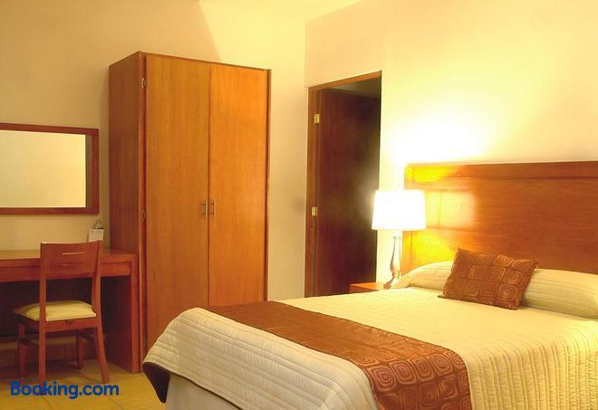 Hotel Marllou - Xalapa-Enríquez - Bedroom