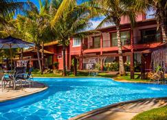 Balneário do Lago Hotel - Capitólio - Uima-allas