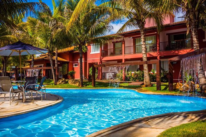 Balneário do Lago Hotel - Capitólio - Pool