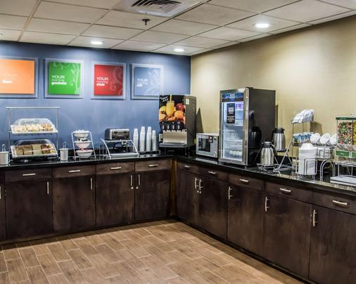 Comfort Suites University - Research Park - Charlotte - Buffet
