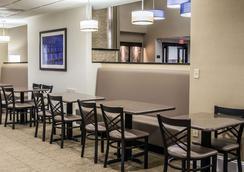 Comfort Suites University - Research Park - Charlotte - Nhà hàng