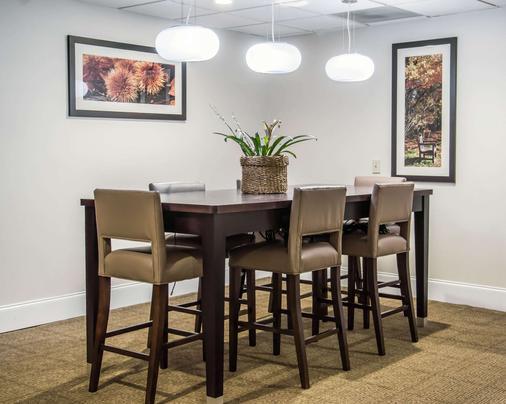 Comfort Suites University - Research Park - Charlotte - Phòng ăn