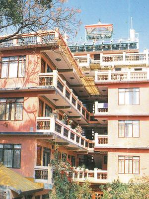 坎提普爾大都會酒店 - 加德滿都 - 加德滿都