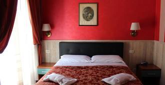 Hotel Pyramid - רומא - חדר שינה