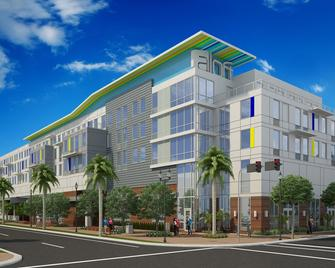 Aloft Delray Beach - Делрей-Біч - Building