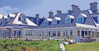 Glendorgal Hotel - Newquay - Building
