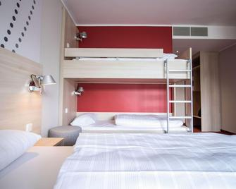 Serways Hotel Remscheid - Ремшайд - Bedroom