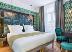 The Jay Hotel by HappyCulture - Nice - Slaapkamer