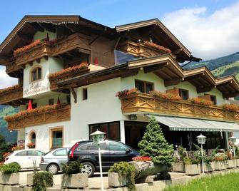 Hotel Restaurant Rosengarten - Zell am Ziller - Gebäude