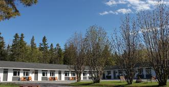 Motel de l'Anse & Camping Rimouski - Rimouski - Building