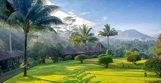 MesaStila Resort and Spa - Magelang - Outdoor view