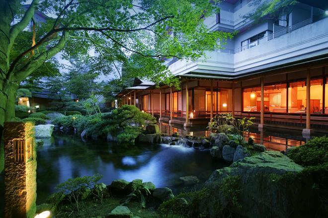 Kinugawa Grand Hotel Yume No Toki - Nikkō - Outdoor view