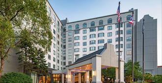 Sheraton Suites Columbus - Columbus - Gebäude