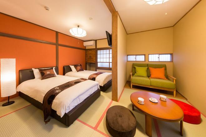 Hanaingen - Kusatsu - Bedroom
