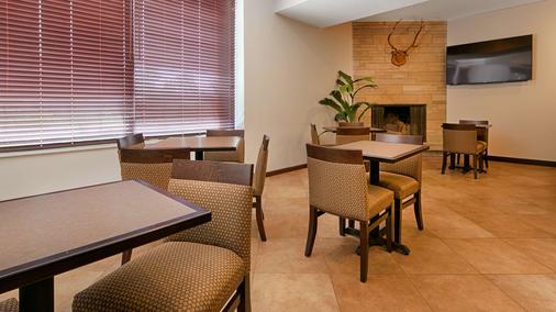 Best Western Paradise Inn - Savoy - Restaurant