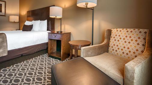 Best Western Paradise Inn - Savoy - Bedroom