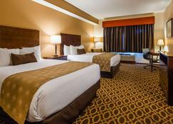 Best Western Paradise Inn - Savoy - Phòng ngủ